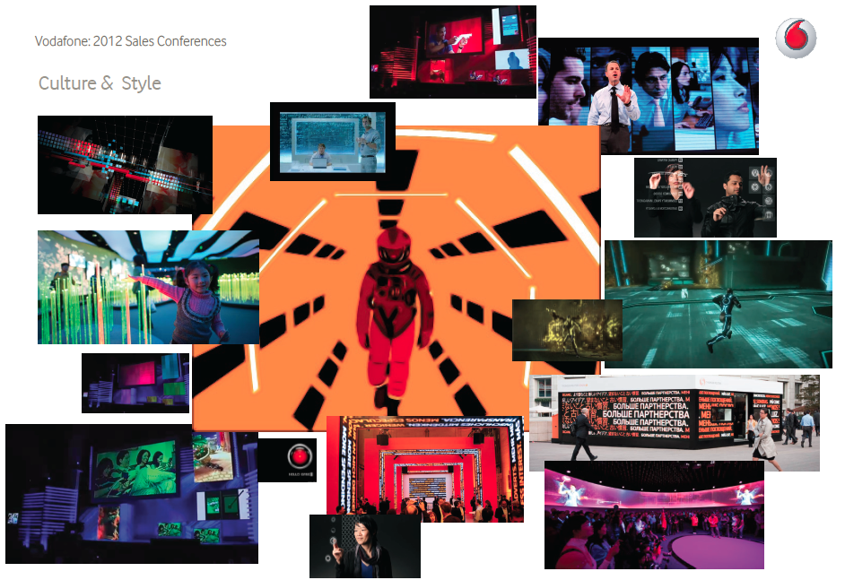 Vodafone Experience - Go Beyond, Experiential Marketing