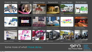 GFN Creative- Retail & Brand Experience Creator - Creds 2014-5