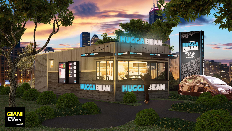 GIANI Brands & Environments Hugga Bean Franchise 002