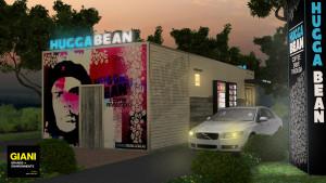 GIANI Brands & Environments Hugga Bean Franchise 003