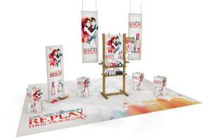 P&G Replay II - Concept 1-2 Shelf Strips