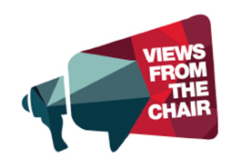 Views from the chair