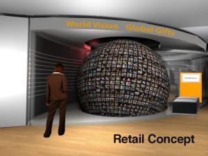 World Vision Digital Conectp Globe